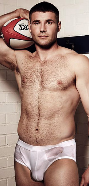 Sean Penn Nude