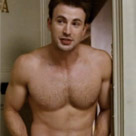 Chris Evans Nude