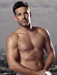 Eddie Cibrian Nude